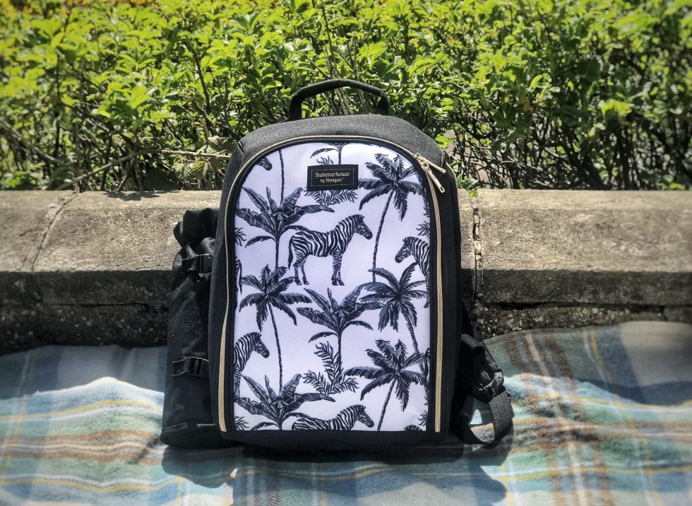 Madagascar picnic bag